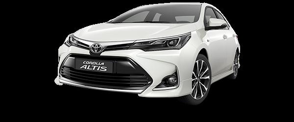 Corolla Altis 1.8E ( Số tự động )