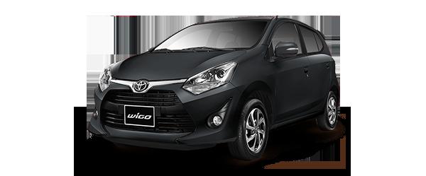 Bảng giá xe Toyota Wigo 2019 lăn bánh mới nhất